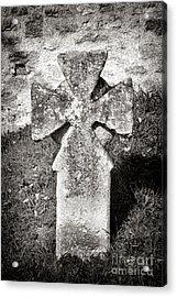 Malta Cross   Acrylic Print by Olivier Le Queinec