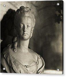 Marie Antoinette Acrylic Print by Hsin Liu