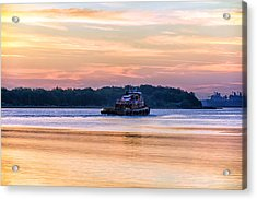 Marmalade Skies Acrylic Print by Donnie Smith