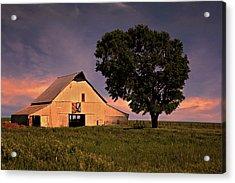 Marshall's Farm Acrylic Print by Lana Trussell
