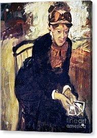 Mary Cassatt (1845-1926) Acrylic Print by Granger