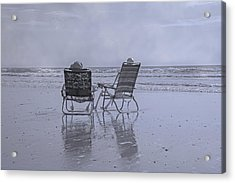 Match Made In Heaven Acrylic Print by Betsy Knapp