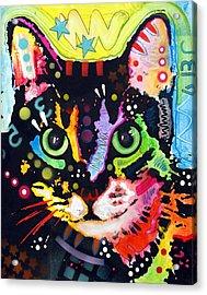 Maya Acrylic Print by Dean Russo
