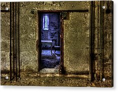 Memories From The Room Acrylic Print by Evelina Kremsdorf