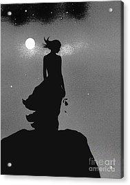 Memories Acrylic Print by Robert Foster