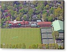 Merion Cricket Club Philadelphia Cricket Club Acrylic Print by Duncan Pearson