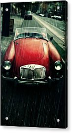 MG Acrylic Print by Cathie Tyler