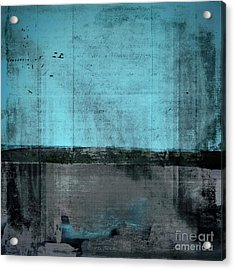 Minima - 28b Acrylic Print by Variance Collections