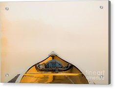 Mist Acrylic Print by Chris Mason