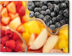 Mixed Fruit 6904 Acrylic Print by PhotohogDesigns