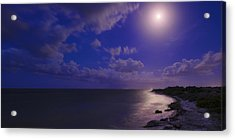 Moonlight Sonata Acrylic Print by Chad Dutson