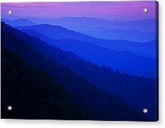 Morning Light Acrylic Print by Andrew Soundarajan