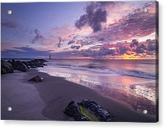 Morning Rise Acrylic Print by Steve DuPree