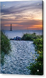Morning Stroll Acrylic Print by Steve DuPree