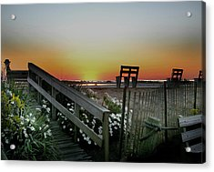 Morning View  Acrylic Print by Skip Willits