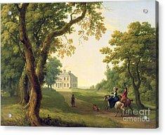 Mount Kennedy - County Wicklow Acrylic Print by William Ashford