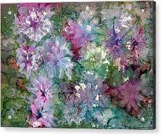 Mozart Acrylic Print by Don  Wright