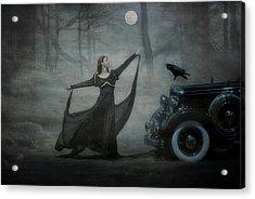 My Immortal Acrylic Print by Fran J Scott