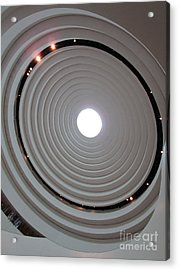 National Museum Of The American Indian 2 Acrylic Print by Randall Weidner