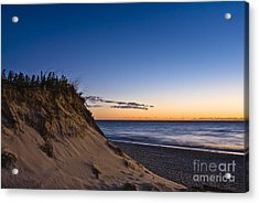 Nauset Beach Sunrise Acrylic Print by John Greim