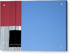 Near Squares Acrylic Print by Ross Odom