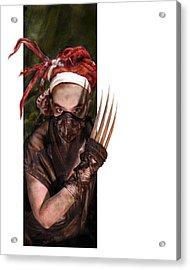 Neobedouin - Beast Dancer Acrylic Print by Mandem
