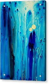 Never Alone Acrylic Print by Sharon Cummings