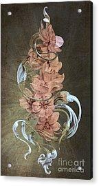 Old And New Acrylic Print by Irina Effa