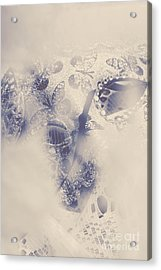 Old-fashioned Venice Mask Acrylic Print by Jorgo Photography - Wall Art Gallery