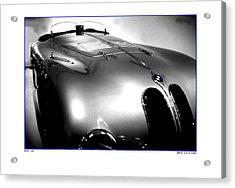 Old Style Speed Acrylic Print by Jerry Taliaferro