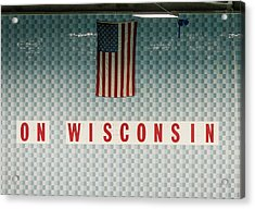 On Wisconsin  Acrylic Print by Steven Ralser