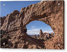 One Into Another Acrylic Print by Jon Glaser