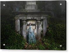 One Last Look Acrylic Print by Tom Mc Nemar