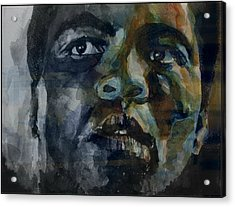 One Of A Kind  Acrylic Print by Paul Lovering