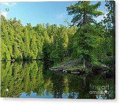 Ontario Nature Scenery Acrylic Print by Oleksiy Maksymenko