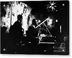 Ornette Coleman (1930-) Acrylic Print by Granger