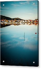 Other Side Of Mandal Acrylic Print by Mirra Photography