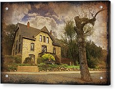 Our Fairytale Acrylic Print by Laurie Search