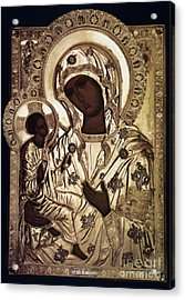 Our Lady Of Yevsemanisk Acrylic Print by Granger