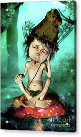 Oy Vey Acrylic Print by Shanina Conway