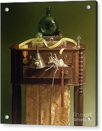 Oz Revisited Acrylic Print by Barbara Groff