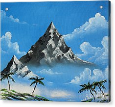 Paradise Lost  Acrylic Print by Joseph Palotas