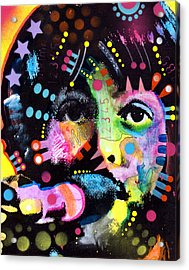 Paul Mccartney Acrylic Print by Dean Russo