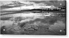 Peace  Acrylic Print by John Pierpont