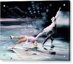 Perfect Harmony Acrylic Print by Hanne Lore Koehler
