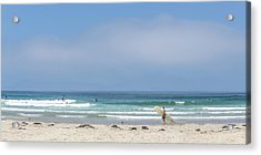 Perfect Summer Acrylic Print by Peter Tellone
