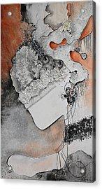 Petra Or The Timeless Beauty Acrylic Print by Elena Petrova Gancheva