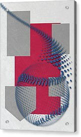Philadephia Phillies Art Acrylic Print by Joe Hamilton