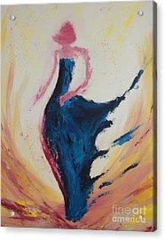 Phoenicia Acrylic Print by Silvie Kendall