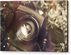 Photographic Lens Reflections Acrylic Print by Jorgo Photography - Wall Art Gallery
